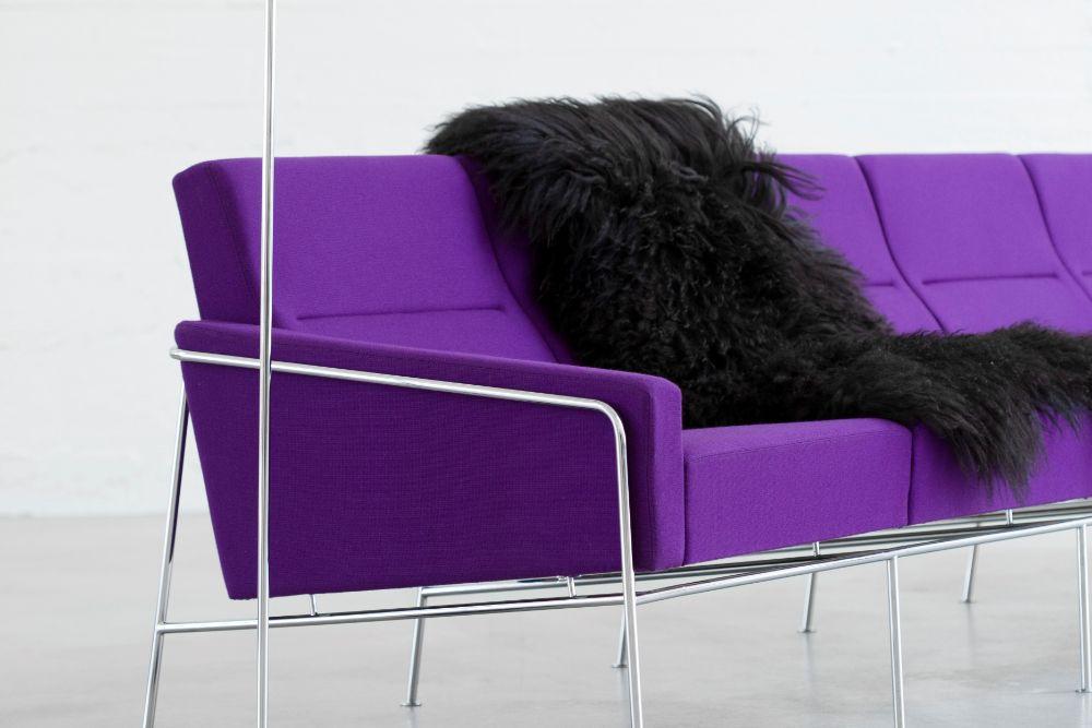 紫のファブリックSeries3300