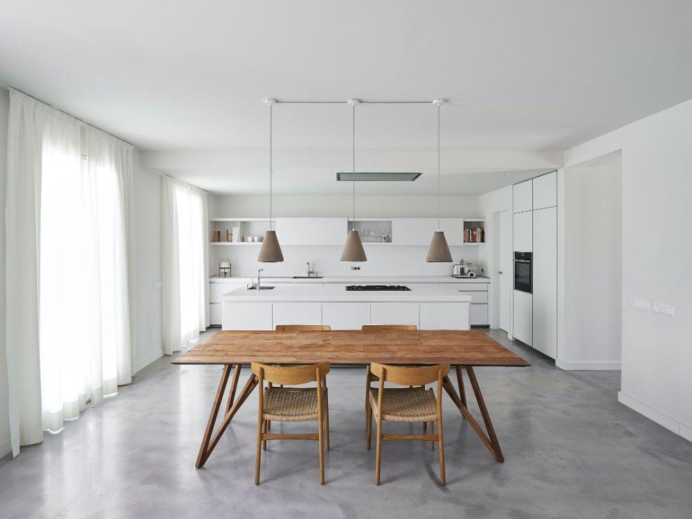 シンプルな空間