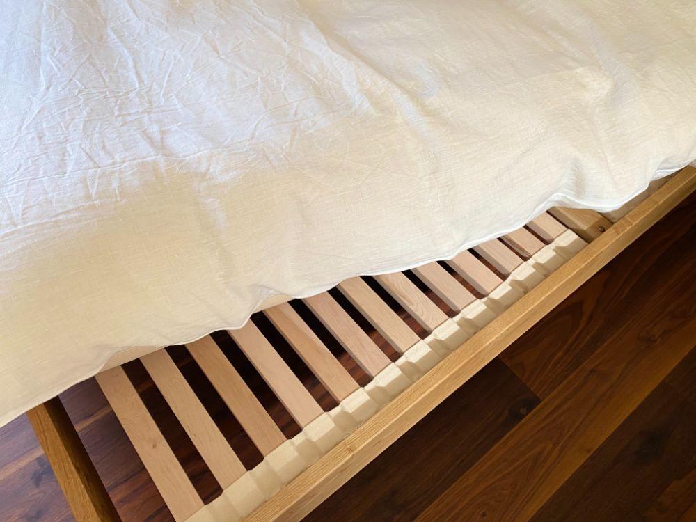 すのこのベッド