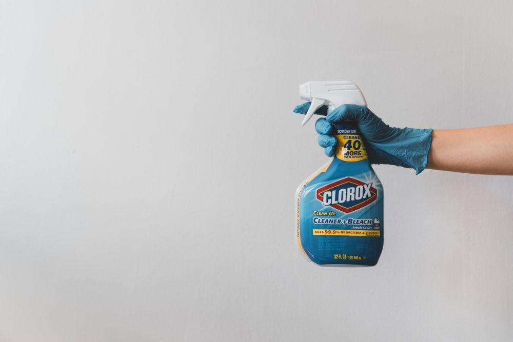 洗剤ボトルスプレー