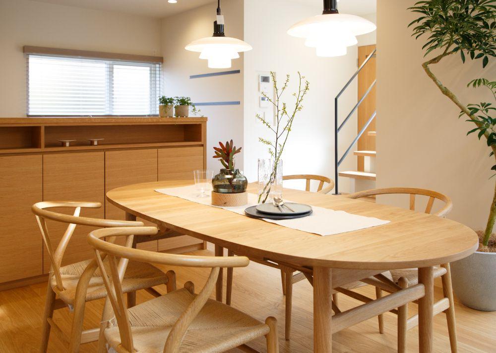 オークの家具