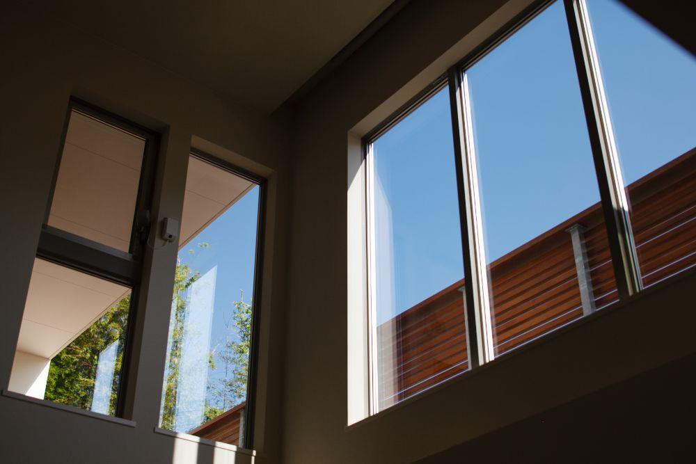 青空の見える窓
