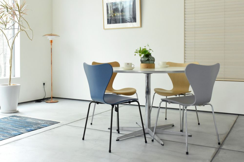 フッリツハンセンの家具