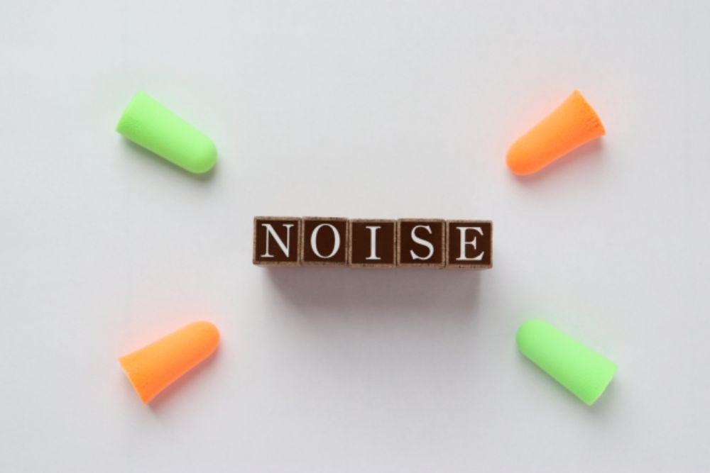 NOISEの文字